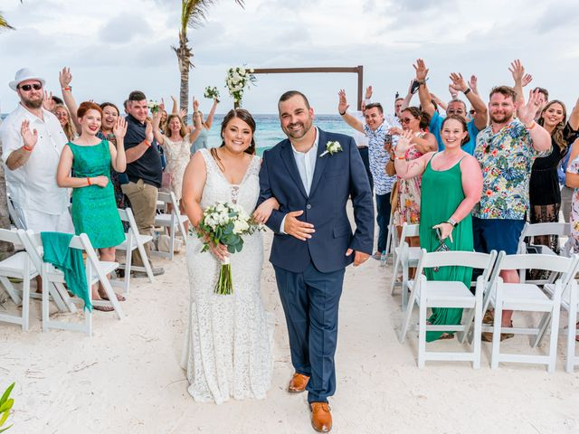Darren and Megan's Wedding in Oranjestad, Aruba 2
