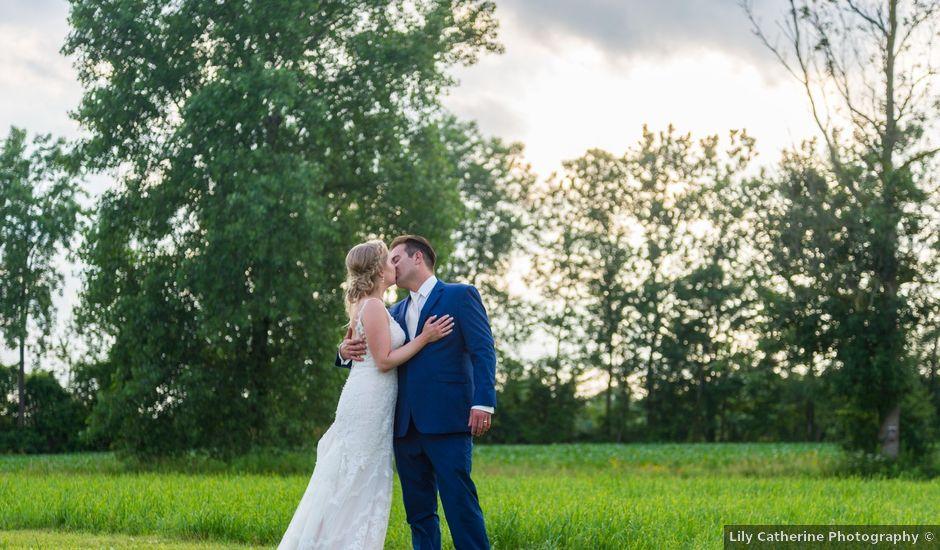 Shane and Amanda's Wedding in Akron, New York