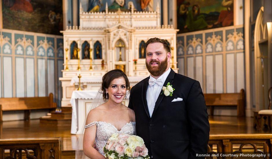 Trent and Alaina's Wedding in Grove City, Ohio