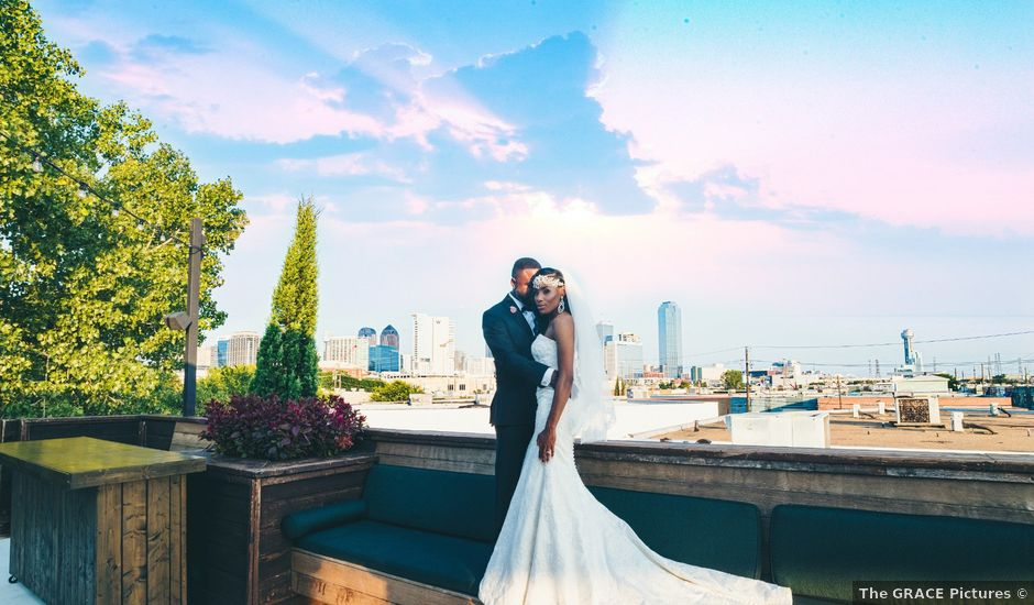 Gregory and Christian's Wedding in Dallas, Texas