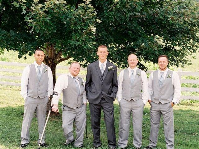 Selinda and Robbie's Wedding in Jonesborough, Tennessee 8