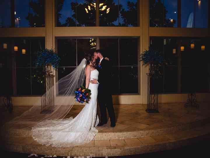 The wedding of Katie Gruen and Cory Sayler