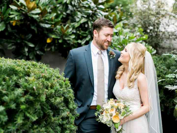The wedding of Lauren and Jimmy