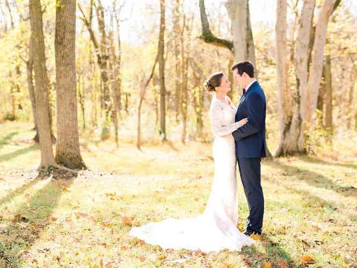 The wedding of Caitlin and Jackson