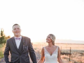 The wedding of Payton and Tony 2