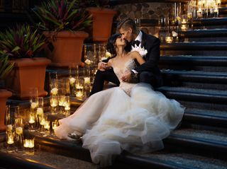 The wedding of Silya and Matthew