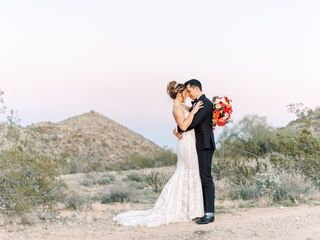 The wedding of Kimmie and Marcus