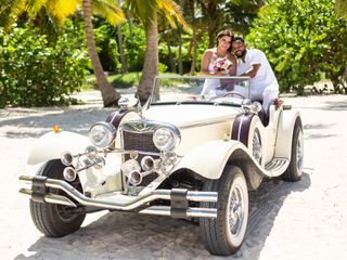 The wedding of Daniela and Jhonatan  1