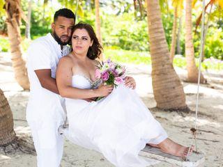 The wedding of Daniela and Jhonatan  2