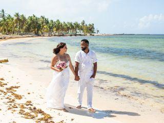 The wedding of Daniela and Jhonatan  3