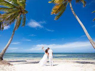 The wedding of Daniela and Jhonatan