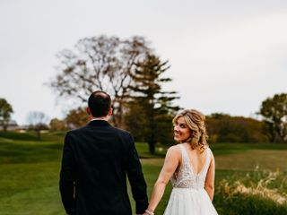 The wedding of Hailey and Eric 2
