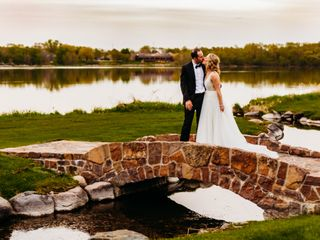 The wedding of Hailey and Eric