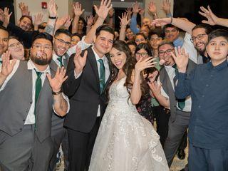 The wedding of Edgardo and Kristel 1