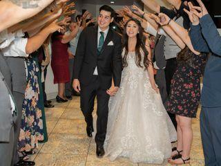 The wedding of Edgardo and Kristel 2