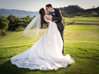 The wedding of Edgardo and Kristel
