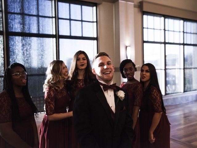 Toni and Jeremy's Wedding in Oklahoma City, Oklahoma 3