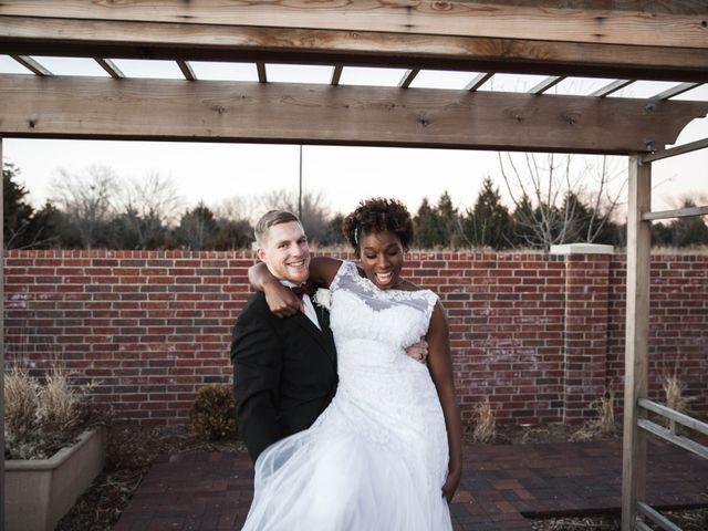 The wedding of Jeremy and Toni