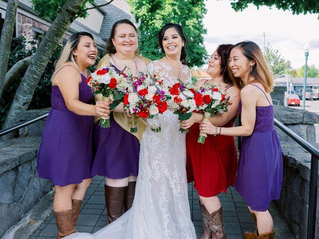 Kyle and Adriana's Wedding in Hillsboro, Oregon 1