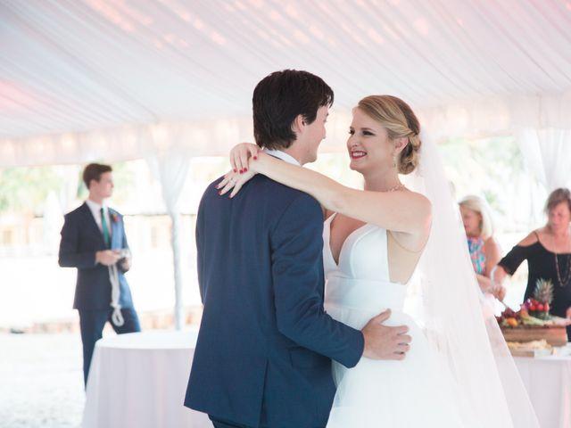 Matthew and Madeleine's Wedding in Key West, Florida 11