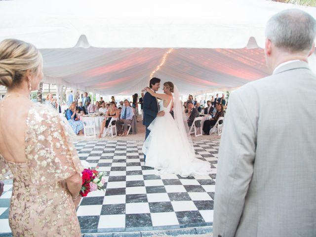 Matthew and Madeleine's Wedding in Key West, Florida 12