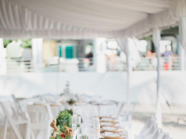 Matthew and Madeleine's Wedding in Key West, Florida 14