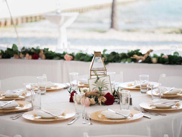 Matthew and Madeleine's Wedding in Key West, Florida 15