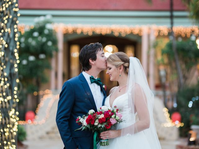 Matthew and Madeleine's Wedding in Key West, Florida 17