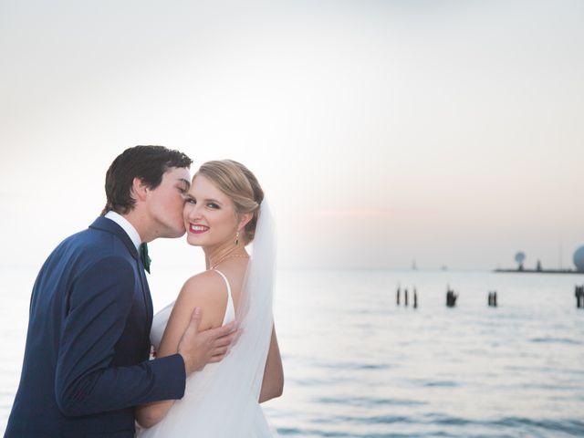 Matthew and Madeleine's Wedding in Key West, Florida 18