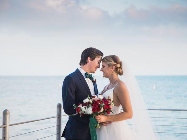 Matthew and Madeleine's Wedding in Key West, Florida 23