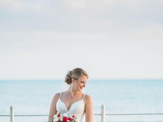 Matthew and Madeleine's Wedding in Key West, Florida 25