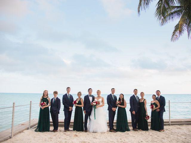 Matthew and Madeleine's Wedding in Key West, Florida 27