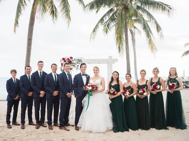 Matthew and Madeleine's Wedding in Key West, Florida 28