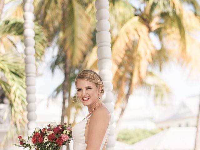 Matthew and Madeleine's Wedding in Key West, Florida 34