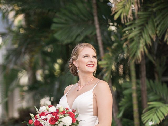 Matthew and Madeleine's Wedding in Key West, Florida 36