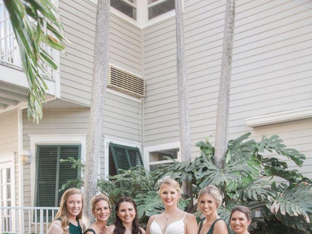 Matthew and Madeleine's Wedding in Key West, Florida 42