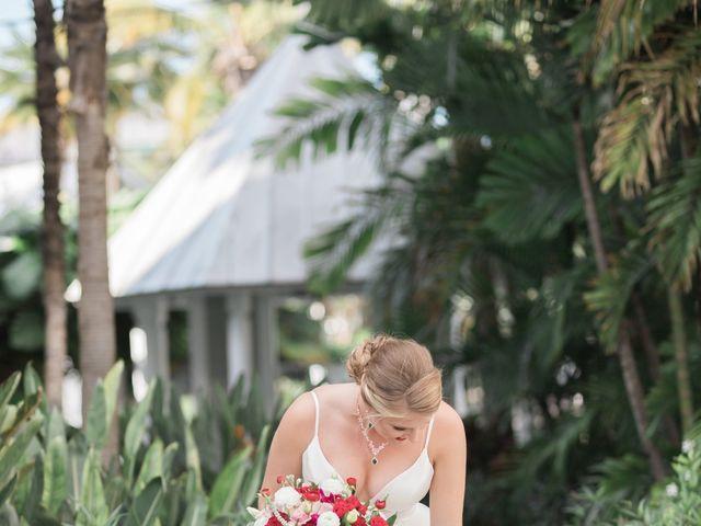 Matthew and Madeleine's Wedding in Key West, Florida 43