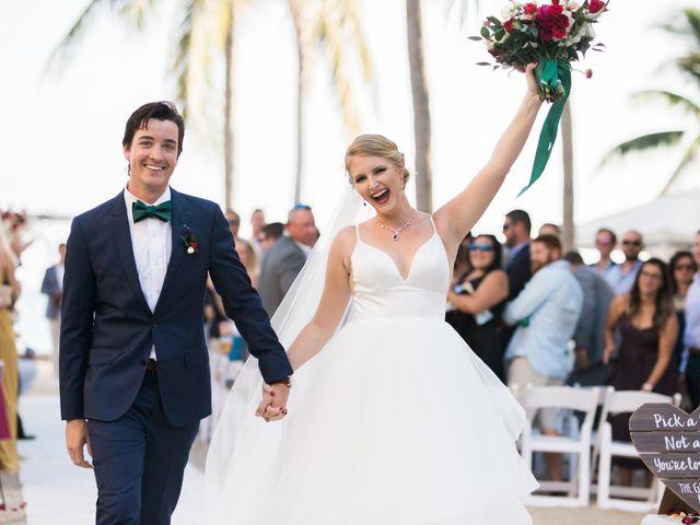 Matthew and Madeleine's Wedding in Key West, Florida 46