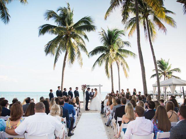 Matthew and Madeleine's Wedding in Key West, Florida 50