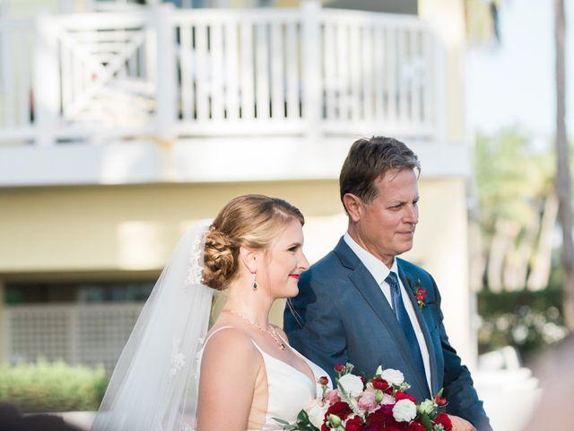 Matthew and Madeleine's Wedding in Key West, Florida 53
