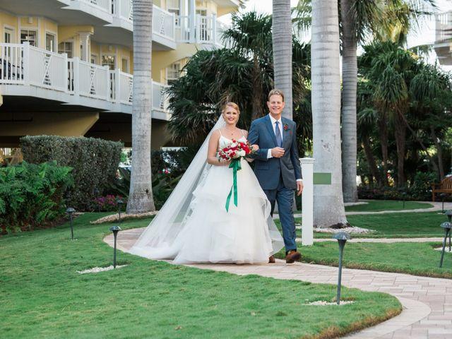 Matthew and Madeleine's Wedding in Key West, Florida 56