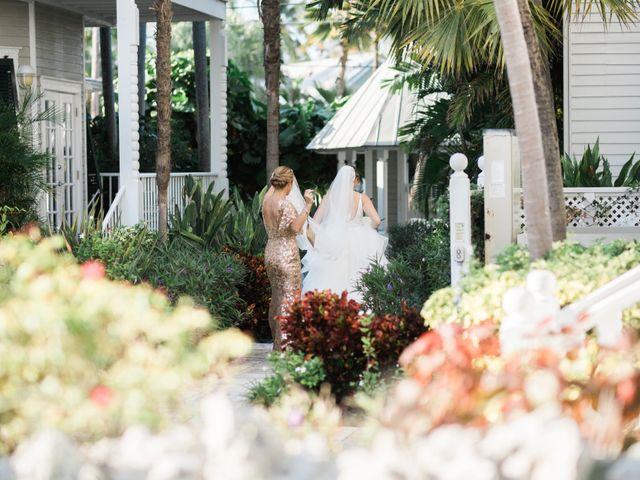 Matthew and Madeleine's Wedding in Key West, Florida 58