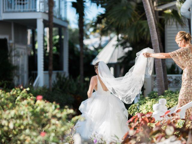 Matthew and Madeleine's Wedding in Key West, Florida 2