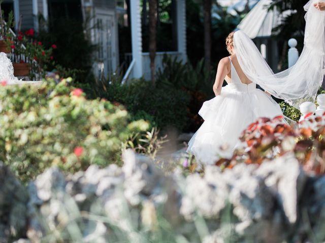 Matthew and Madeleine's Wedding in Key West, Florida 59