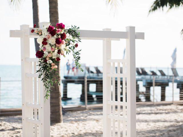 Matthew and Madeleine's Wedding in Key West, Florida 62