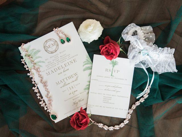 Matthew and Madeleine's Wedding in Key West, Florida 74
