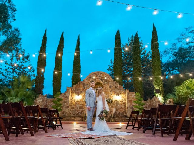 The wedding of Alicia and Jorge
