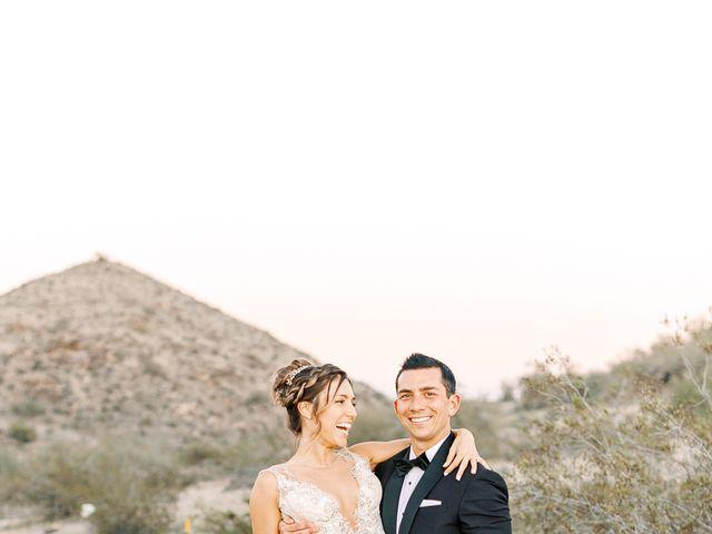 Marcus and Kimmie's Wedding in Gilbert, Arizona 4