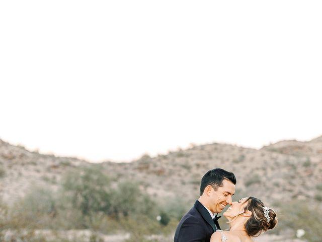 Marcus and Kimmie's Wedding in Gilbert, Arizona 5