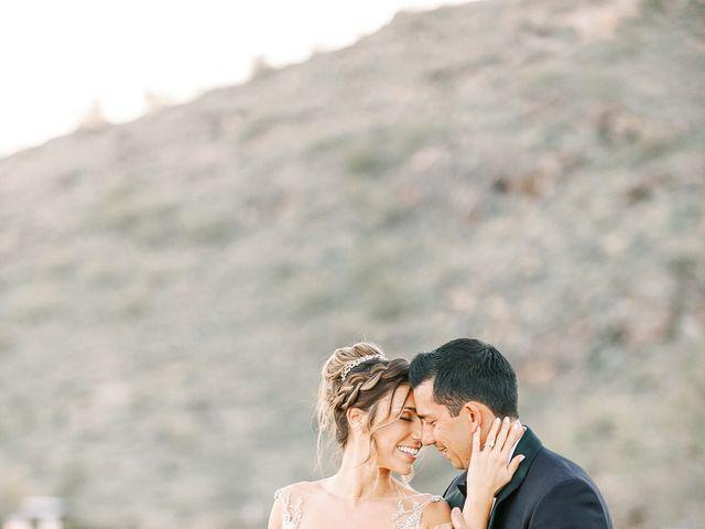 Marcus and Kimmie's Wedding in Gilbert, Arizona 8